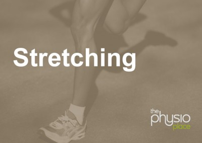 Leg stretches: Introduction