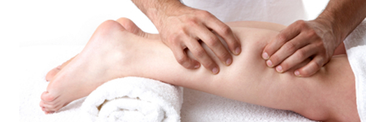 Sports massage or deep tissue massage